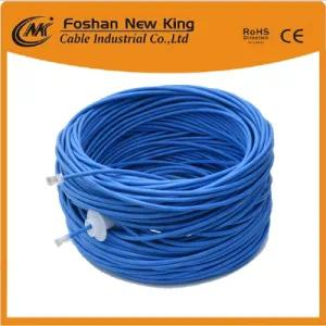 Cable de red UTP / Ftpcat5 Cat5e Cable LAN Cable Enternet con chaqueta de PVC / LSZH