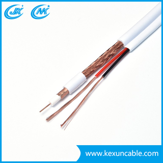 Cable coaxial RG59 + 2DC